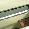 Air Suction Ventilator (screwed/black coated)